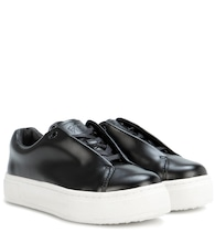 Doja leather sneakers