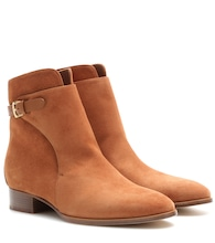 Bottines en daim Wallis