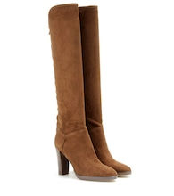 Sharmaine suede boots