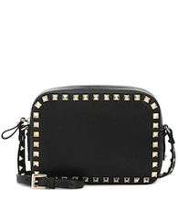 Rockstud Cross Body leather bag