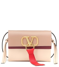 Valentino Garavani VRING Small leather crossbody bag