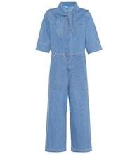 Calman denim jumpsuit