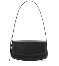 Ghost Small leather shoulder bag