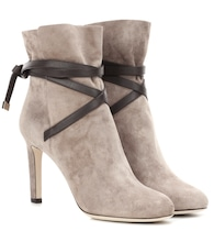 Dalal 85 suede ankle boots