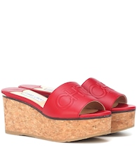 Wedge-Sandalen Deedee 80