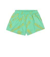 Puppy swimming shorts