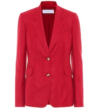 Exclusive to Mytheresa – Sophie wool, silk and linen blazer