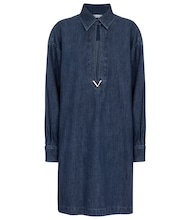 Valentino VGOLD chambray shirt dress