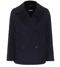 Connie wool pea coat