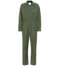 Marta cotton jumpsuit