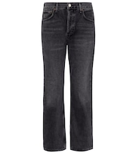 Ripley high-rise straight jeans