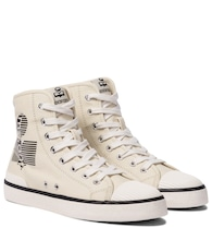 Benkeen canvas sneakers