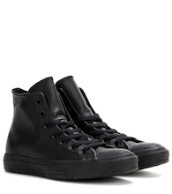 Exclusive to mytheresa.com – Chuck Taylor All Star leather high-top sneakers
