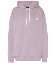 Ferris Face oversized cotton hoodie