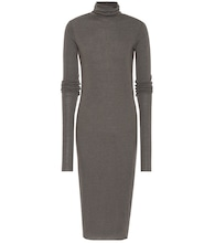 Lilies knit turtleneck dress