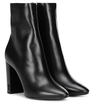 Lou 95 leather ankle boots
