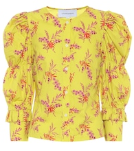 Exclusive to Mytheresa – Floral cotton poplin blouse