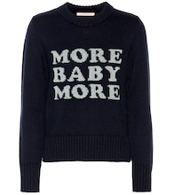 More Baby More wool sweater