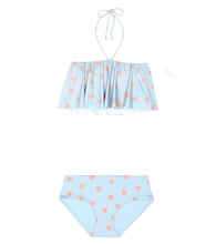 Exclusive to mytheresa.com – Rivier printed two-piece swimsuit