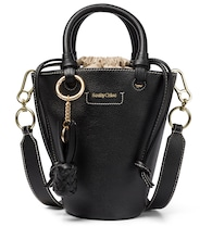 Cecilya Small leather tote
