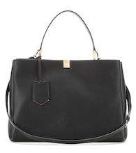 Le Dix leather shoulder bag