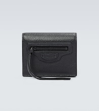 Neo Classic leather wallet