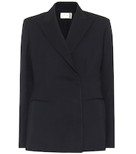 Lanois wool and silk-blend blazer