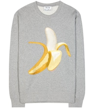 Carly Banana cotton sweater