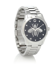 G-Timeless 38mm stainless-steel watch
