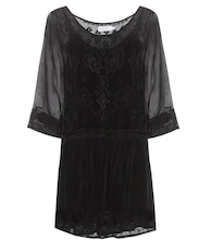 Annmarie embroidered dress