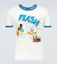 Disney x Gucci Donald Duck© printed T-shirt