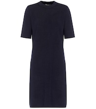 Saint-Cloud cashmere and silk dress