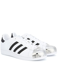 Superstar metal toe sneakers