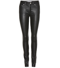 Close leather trousers