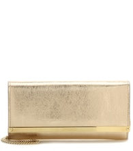Milla metallic clutch