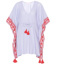 Ravenna Beach embroidered kaftan