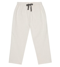 Chelsea cotton pants