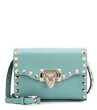 Valentino Garavani Rockstud leather shoulder bag