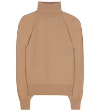 Teresa wool and cashmere turtleneck