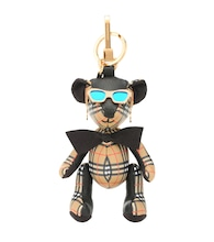 Thomas Bear leather charm
