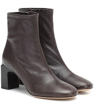 Vasi leather ankle boots