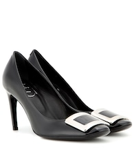Pumps Belle De Nuit in vernice