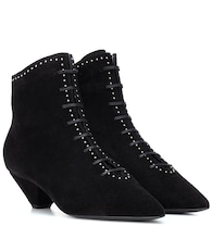 Kate 45 suede ankle boots