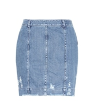 Gil Edgar denim skirt