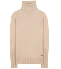 Glace cashmere turtleneck