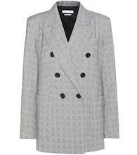 Lorenz cotton blazer