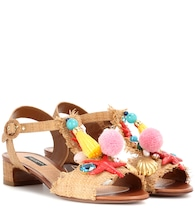 Keira embellished sandals