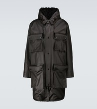 Waterproof 3D pocket parka
