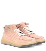 Sneakers Bartos in suede