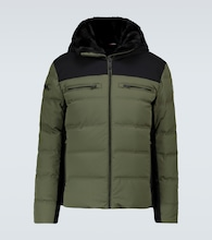 Whistler down-filled jacket